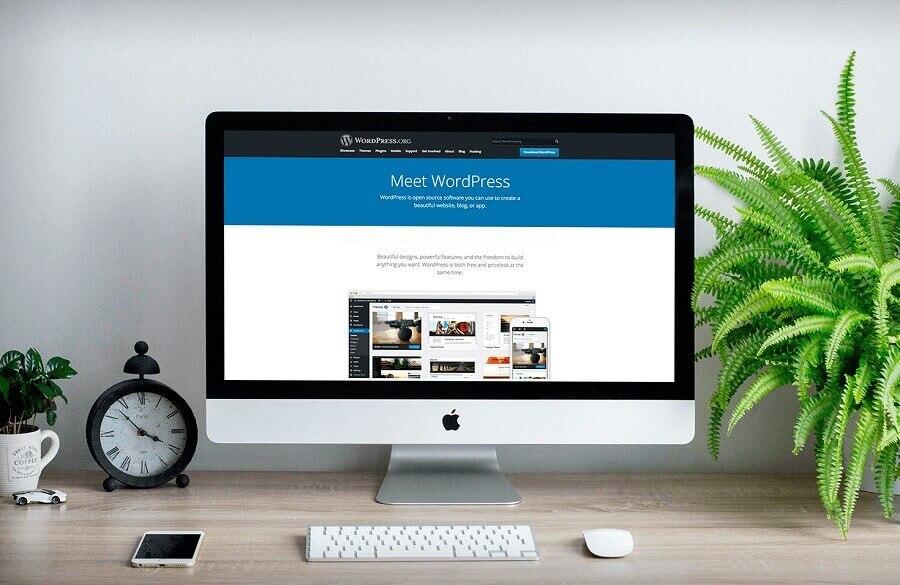 Erstellen Sie Ihre eigene Website einfach mit Word Press